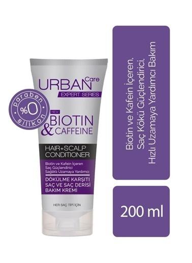 Urban Care Urban Care Biotin Caffeine Saç Bakım Kremi 200 Ml Renksiz